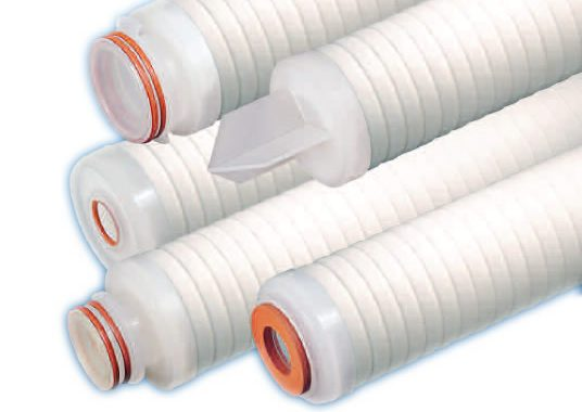 Graver Technologies melt blown filter cartridge